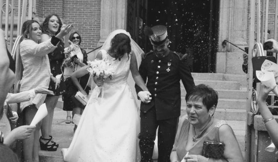 La boda de Sergio y Ana en Madrid, Madrid