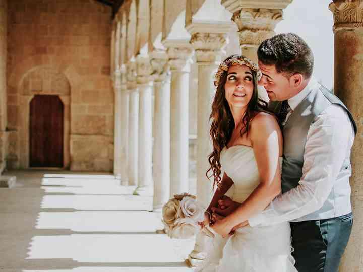 La boda de Rut y Ángel