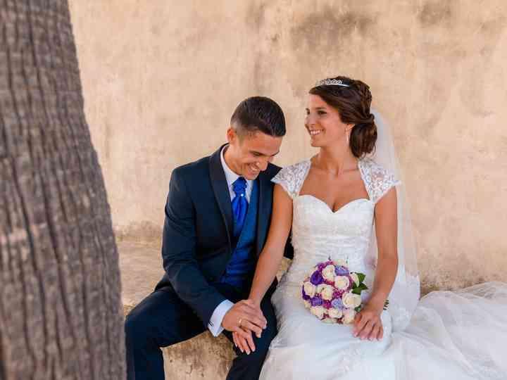 La boda de Desiree y Adan