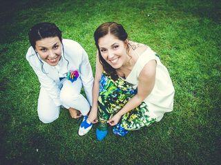 La boda de Inma y Ainhoa