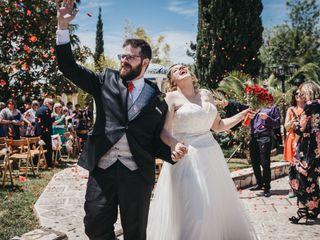 La boda de Andrea y Jonatan