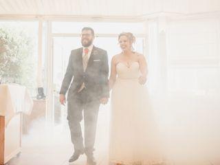 La boda de Andrea y Jonatan 1