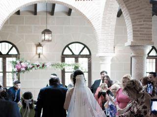 La boda de Sara y Alberto 2