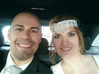 La boda de Adriana y Raúl