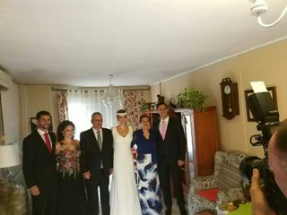 La boda de Adriana y Raúl 3