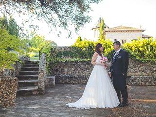 La boda de Belen y José