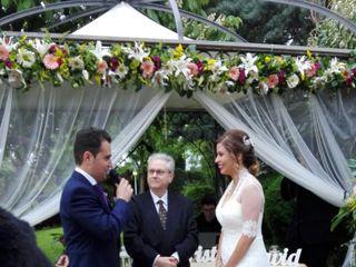 La boda de Kristel  y David  3