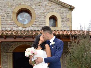 La boda de karoline y Manuel