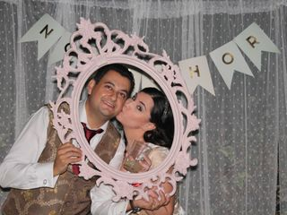 La boda de Noelia y Chordi