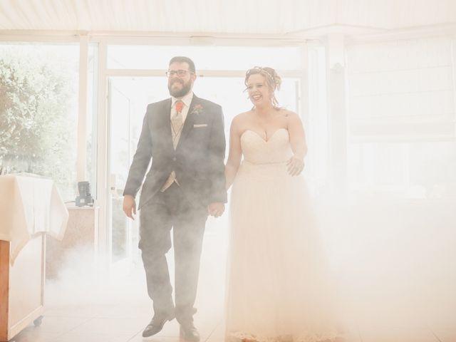 La boda de Jonatan y Andrea en Potries, Valencia 1