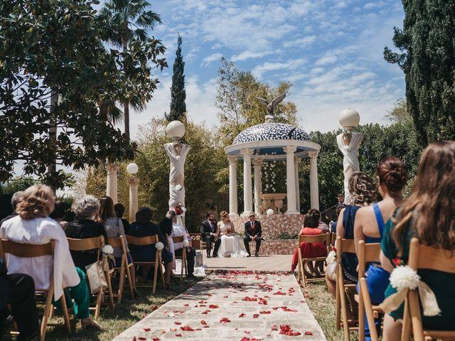 La boda de Jonatan y Andrea en Potries, Valencia 3