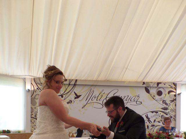 La boda de Jonatan y Andrea en Potries, Valencia 6