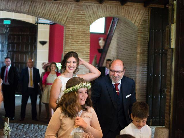 La boda de Alberto y Sara en Trujillo, Cáceres 3