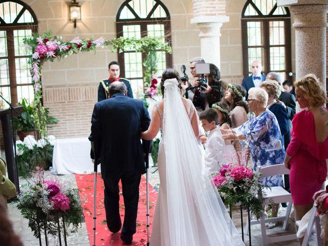 La boda de Alberto y Sara en Trujillo, Cáceres 5