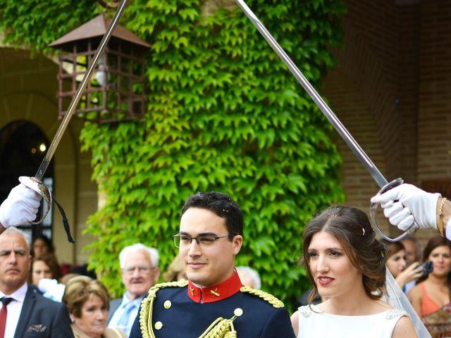 La boda de Alberto y Sara en Trujillo, Cáceres 6