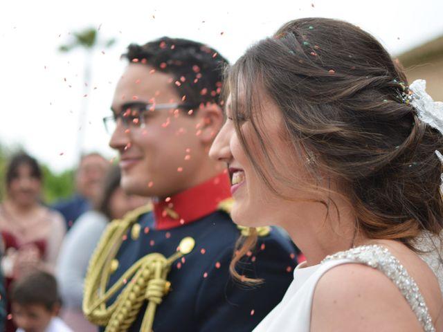 La boda de Alberto y Sara en Trujillo, Cáceres 8
