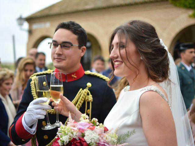 La boda de Alberto y Sara en Trujillo, Cáceres 10