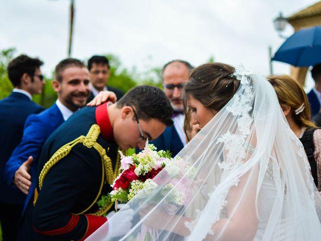 La boda de Alberto y Sara en Trujillo, Cáceres 11