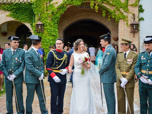 La boda de Alberto y Sara en Trujillo, Cáceres 13