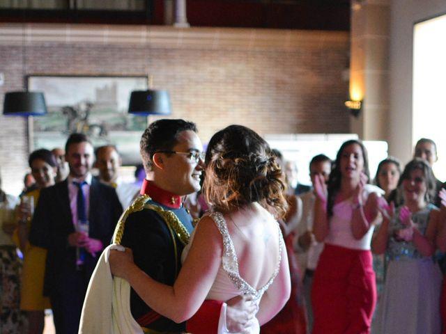 La boda de Alberto y Sara en Trujillo, Cáceres 22