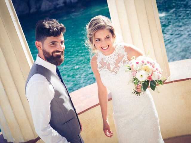 La boda de Kim y Alba en Llagostera, Girona 19