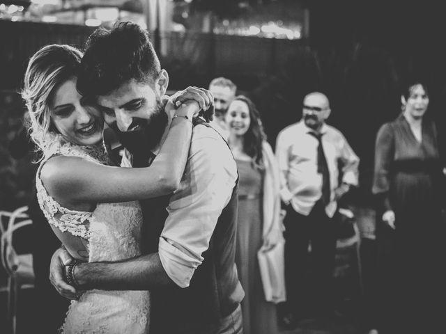 La boda de Alba y Kim