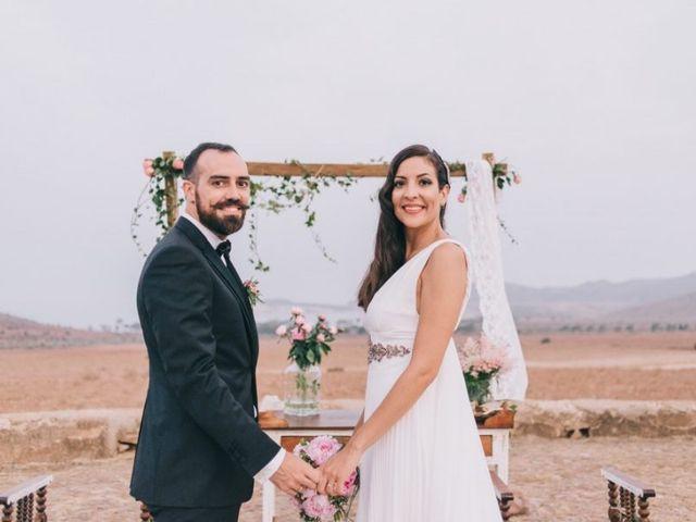 La boda de Antonio y Mar en San Jose, Almería 24