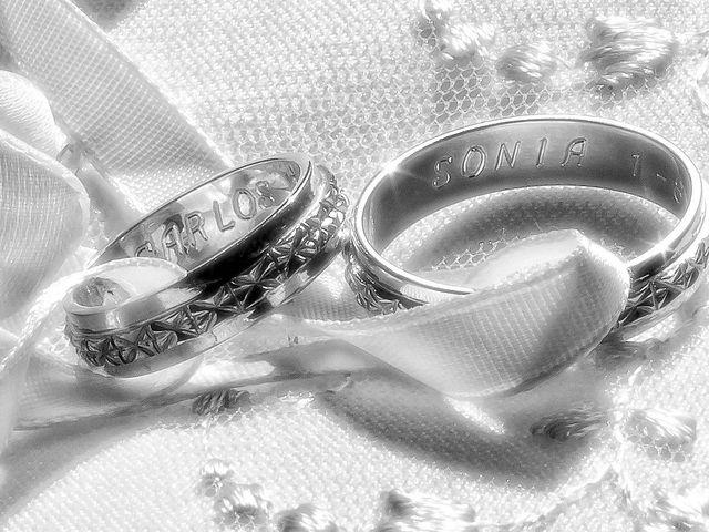 La boda de Carlos y Sonia en Valls, Tarragona 1