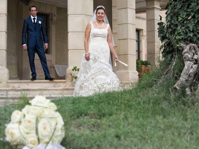 La boda de Carlos y Sonia en Valls, Tarragona 10