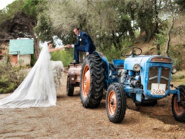 La boda de Carlos y Sonia en Valls, Tarragona 19