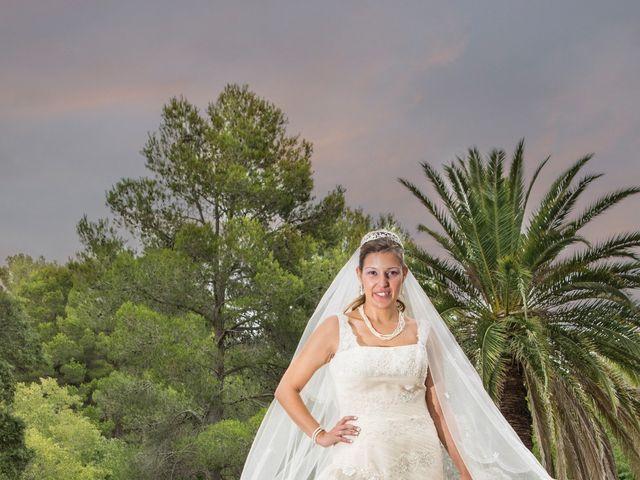 La boda de Carlos y Sonia en Valls, Tarragona 23