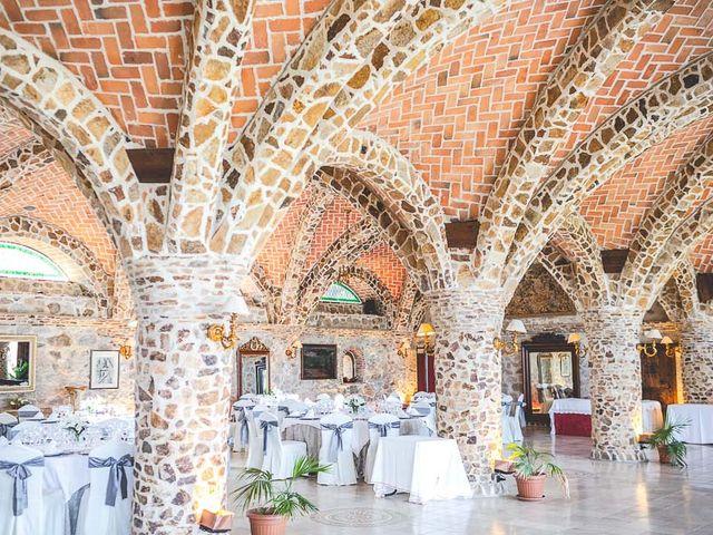 La boda de José y Belen en Mangiron, Madrid 1