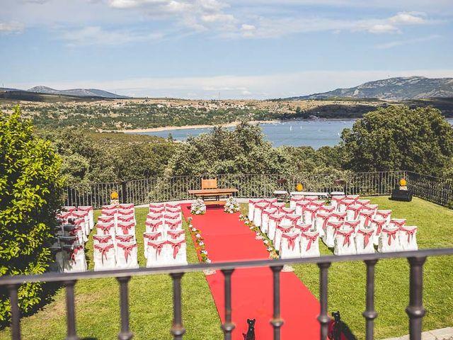 La boda de José y Belen en Mangiron, Madrid 3