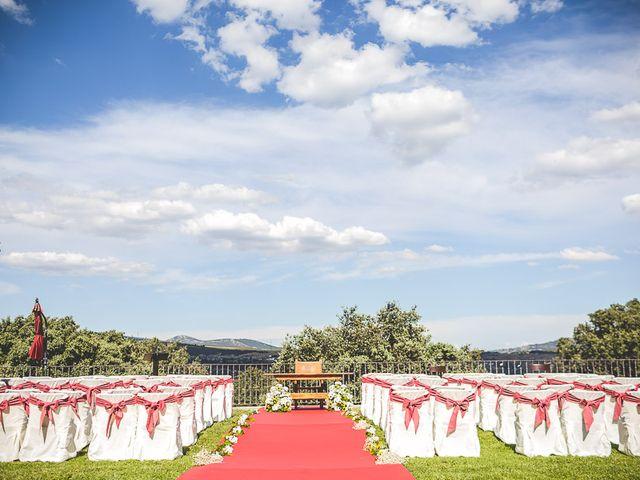 La boda de José y Belen en Mangiron, Madrid 4