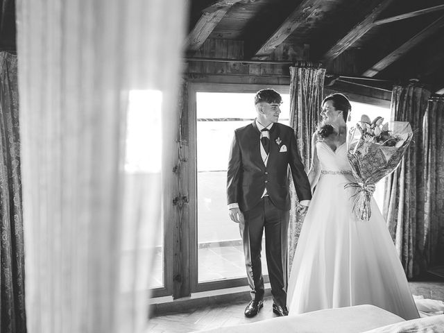 La boda de José y Belen en Mangiron, Madrid 12