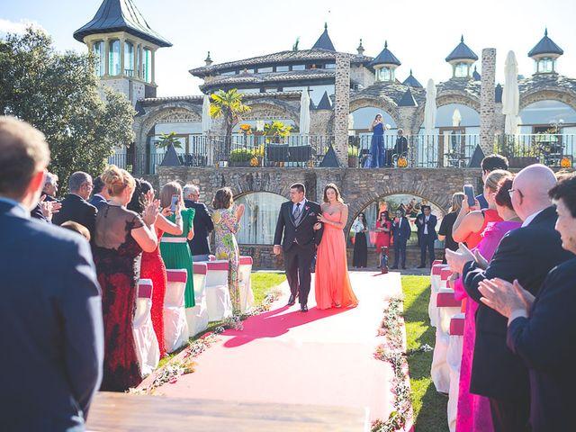 La boda de José y Belen en Mangiron, Madrid 14