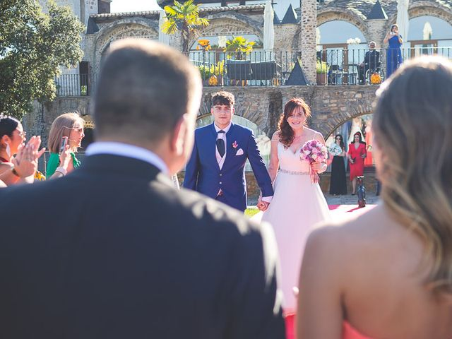 La boda de José y Belen en Mangiron, Madrid 16