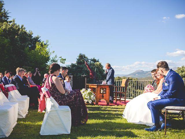 La boda de José y Belen en Mangiron, Madrid 17