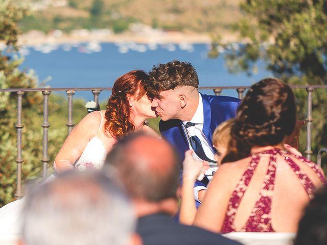 La boda de José y Belen en Mangiron, Madrid 20