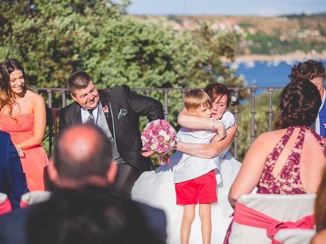 La boda de José y Belen en Mangiron, Madrid 21