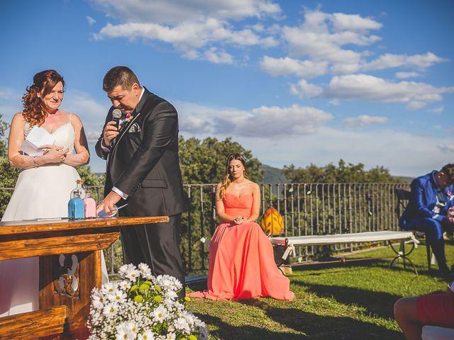 La boda de José y Belen en Mangiron, Madrid 22
