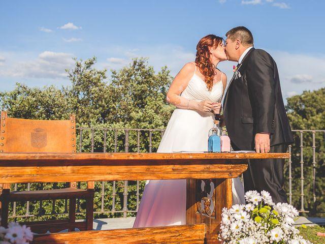 La boda de José y Belen en Mangiron, Madrid 23