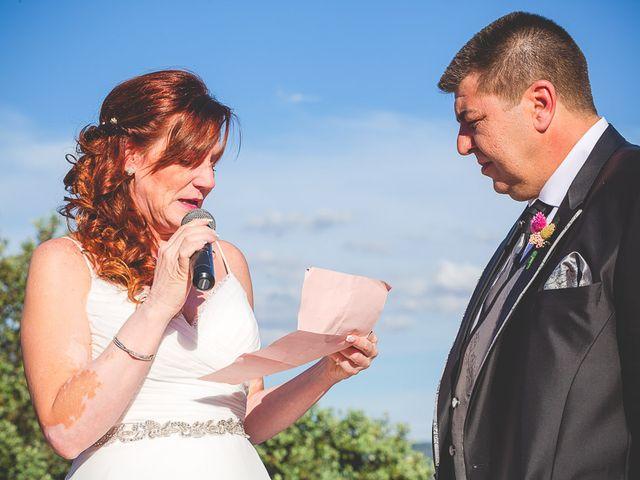 La boda de José y Belen en Mangiron, Madrid 24
