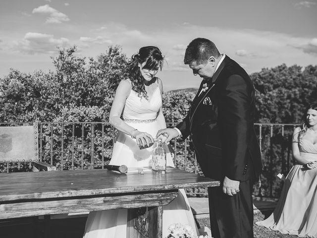 La boda de José y Belen en Mangiron, Madrid 25