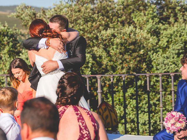 La boda de José y Belen en Mangiron, Madrid 27