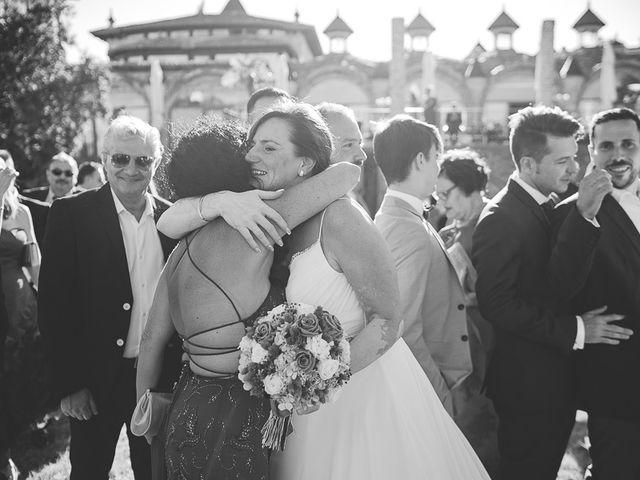 La boda de José y Belen en Mangiron, Madrid 28
