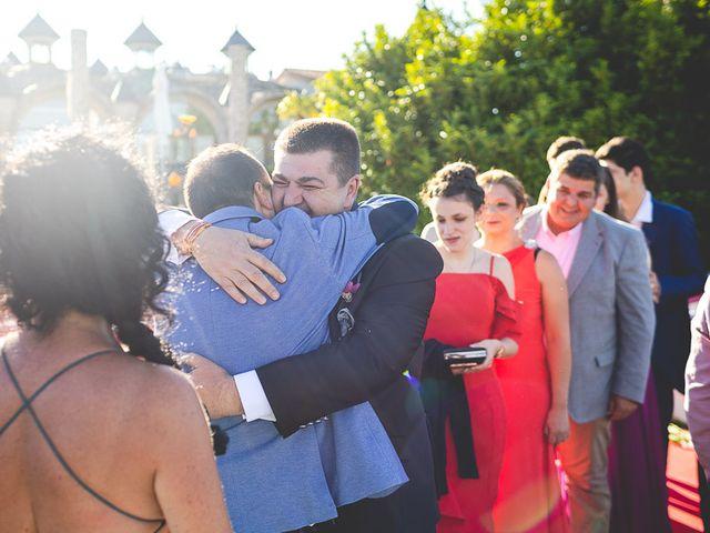 La boda de José y Belen en Mangiron, Madrid 29