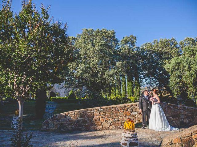 La boda de José y Belen en Mangiron, Madrid 32