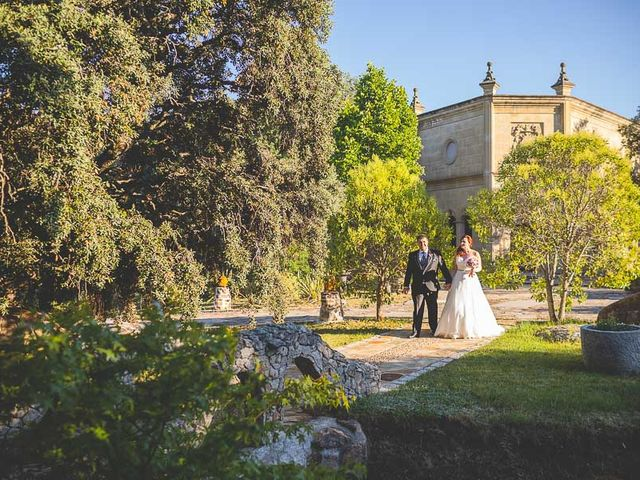 La boda de José y Belen en Mangiron, Madrid 33
