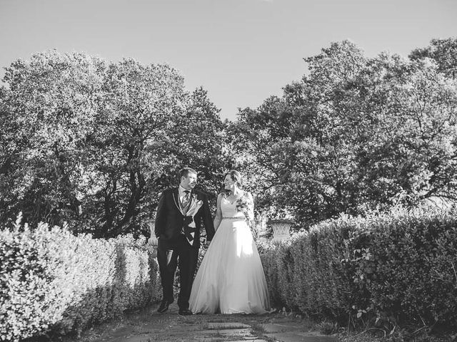 La boda de José y Belen en Mangiron, Madrid 35